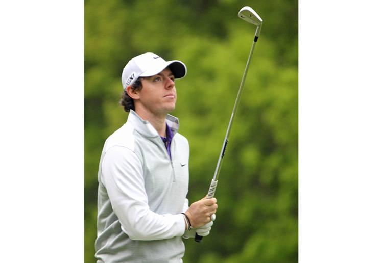 Rory McIlroy znani golfiści gra golf gracze zawodnicy