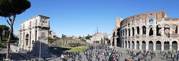 Rzym Roma Włochy największe miasta Włoch Italia