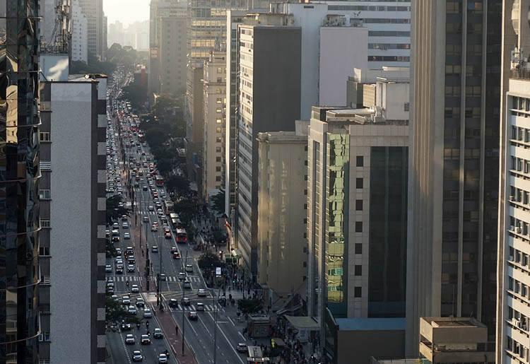 miasto Sao Paulo ciekawostki Brazylia atrakcje