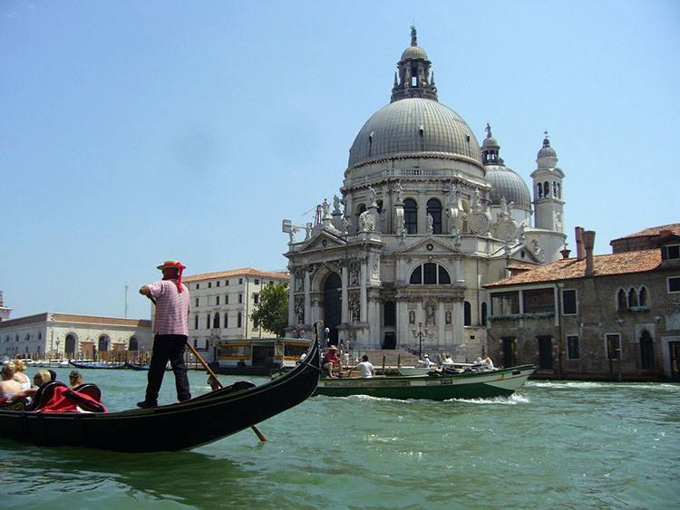 gondola Wenecja ciekawostki Włochy zabytki