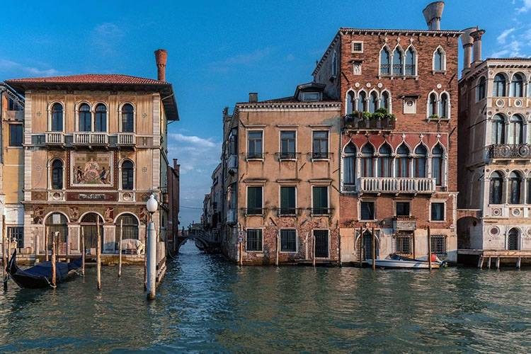 Wenecja ciekawostki Włochy zabytki