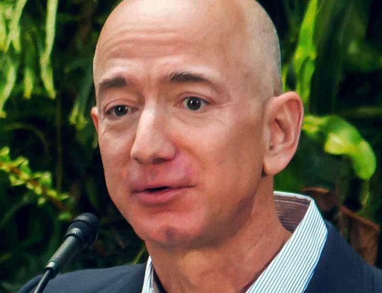 firma Amazon ciekawostki informacje Jeff Bezos 2017