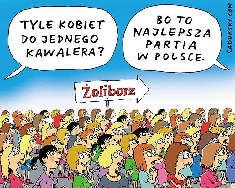 listopad 2020 satyra Żoliborz Jarosław Kaczyński Warszawa strajk kobiet politycy