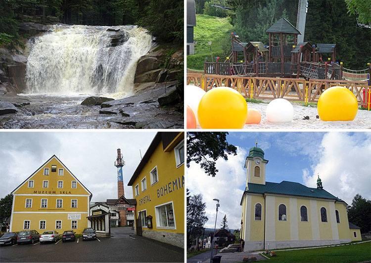 miasto Harrachov Czechy ciekawostki atrakcje