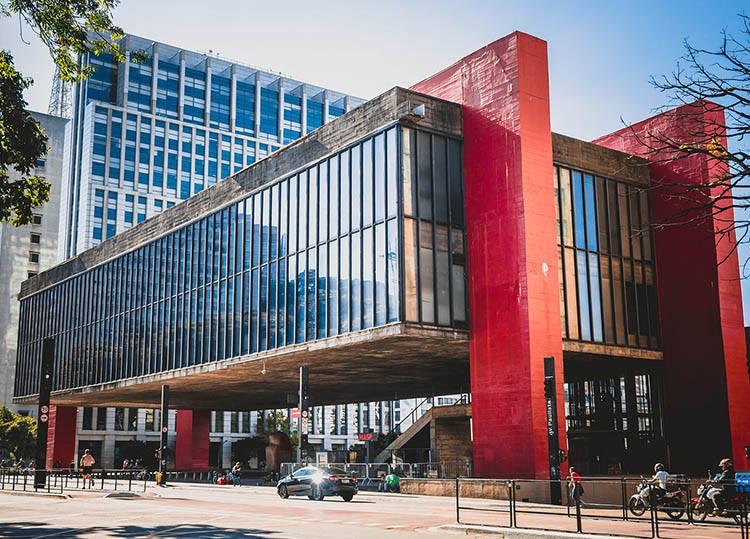 muzeum Sao Paulo ciekawostki Brazylia