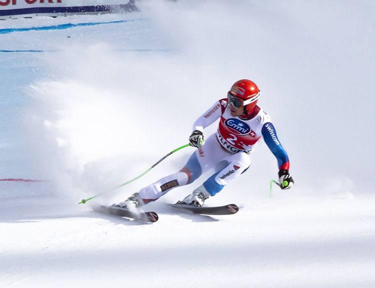 narciarstwo zjazdowe sporty zimowe sport ciekawostki zima dyscypliny sportowe