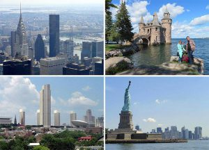 stan Nowy Jork okolice USA ciekawostki atrakcje zabytki co zobaczyć