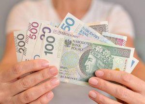 tarcza antykryzysowa pieniądze banknoty