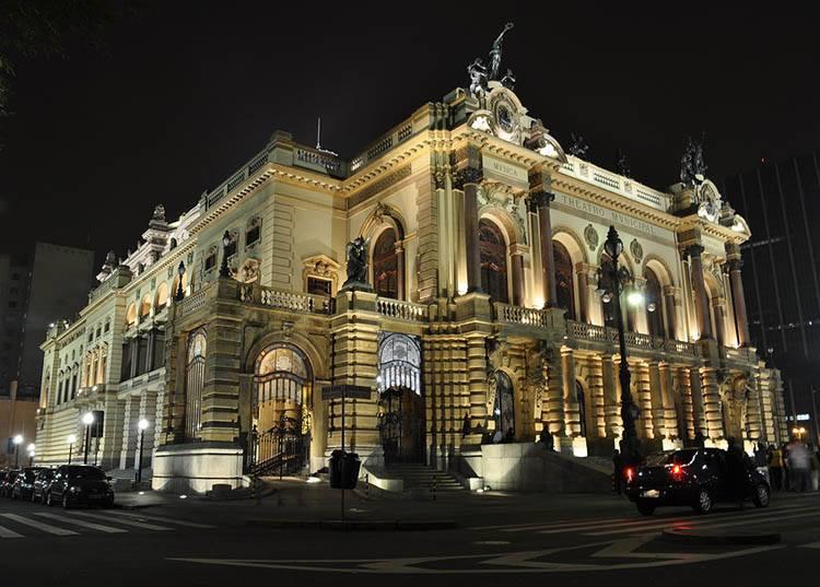 teatr miasto Sao Paulo ciekawostki Brazylia