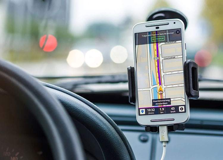technologia GPS nawigacja