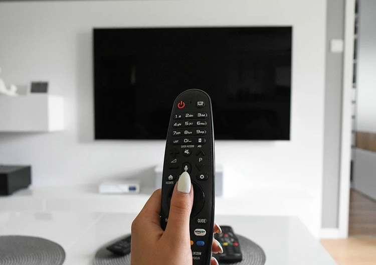 telewizja ciekawostki telewizor pilot telewizora-telewizyjny ciekawostki