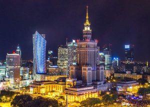 wirtualne biura Warszawa