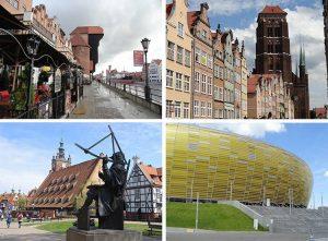 Gdańsk ciekawostki zabytki atrakcje
