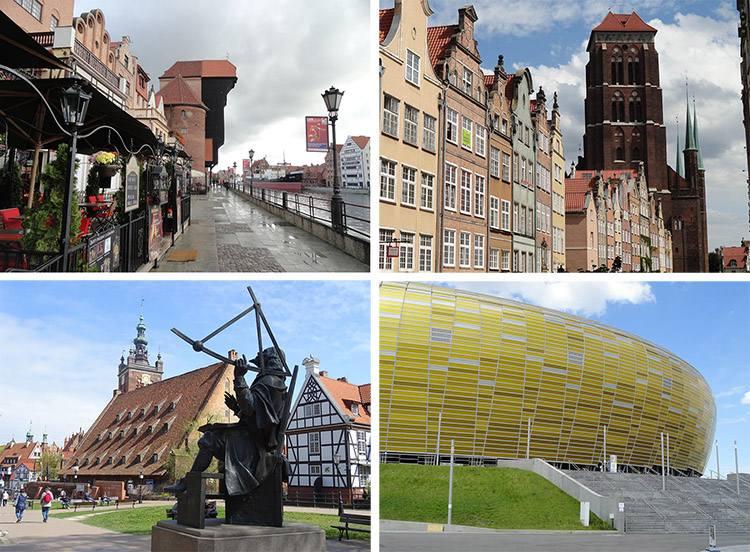 Gdańsk ciekawostki zabytki atrakcje zabytki