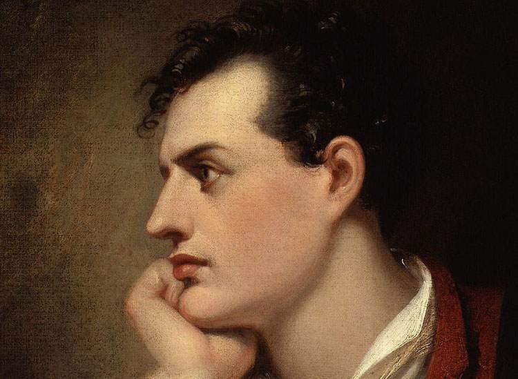 George Byron anegdoty cytaty ostatnie słowa przed śmiercią