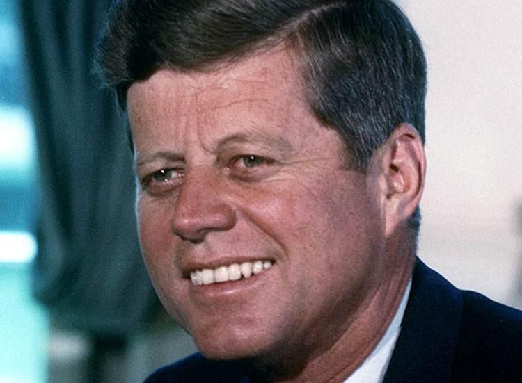 John F. Kennedy cytaty ostatnie słowa wypowiedziane przed śmiercią