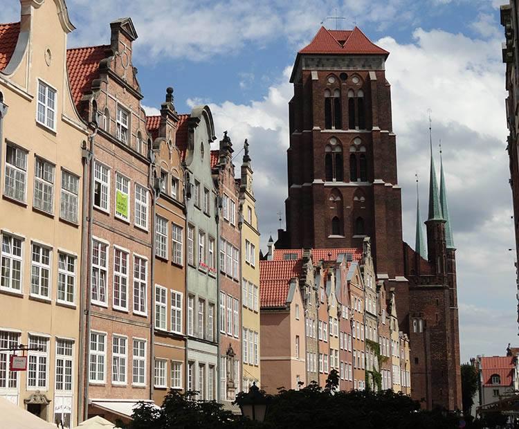 Kościół Mariacki Gdańsk ciekawostki zabytki atrakcje