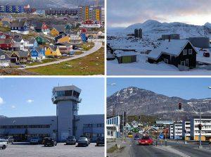 Nuuk Grenlandia ciekawostki atrakcje co zobaczyć