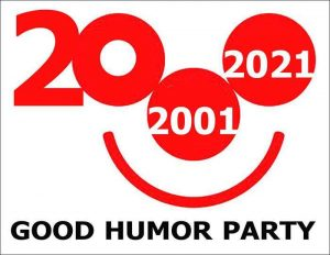 Partia Dobrego Humoru 20 lat Good Humor Party