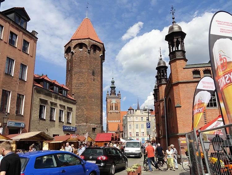 Trójmiasto Gdańsk Stare Miasto zabytki