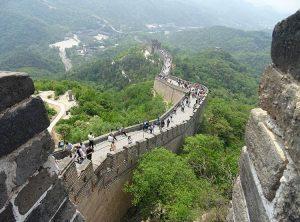 Wielki Mur Chiński ciekawostki