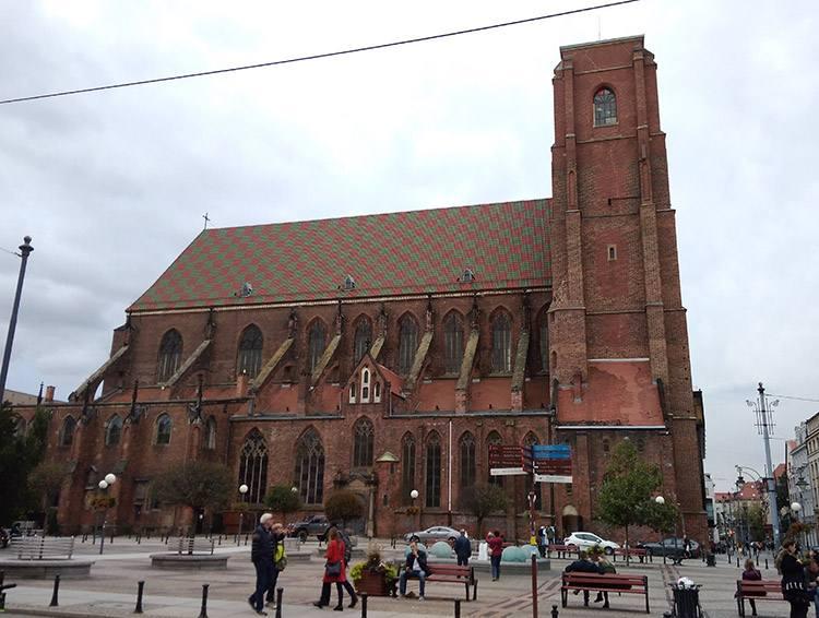Wrocław zabytki kościół atrakcje