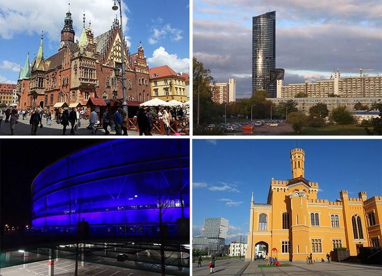 Wrocław ciekawostki zabytki atrakcje
