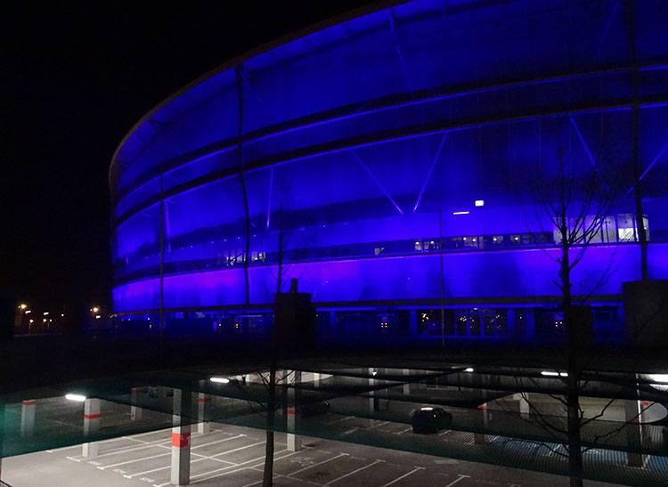 stadion Wrocław piłka nożna