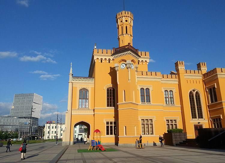 dworzec kolejowy we Wrocławiu zabytki