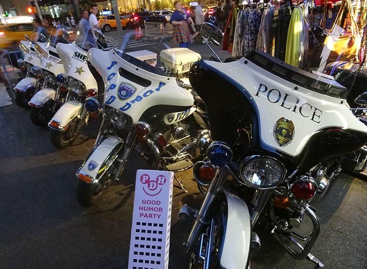 policja USA ciekawostki Manhattan Nowy Jork