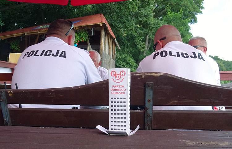policja ciekawostki opolszczyzna policjanci