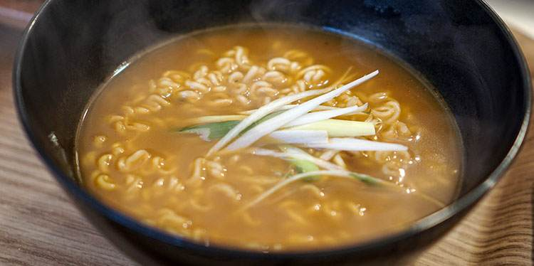 ramen zupki chińskie ciekawostki błyskawiczne instant