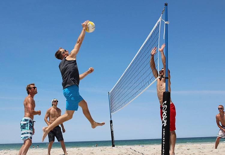plażowa siatkówka ciekawostki historia gra sport zasady