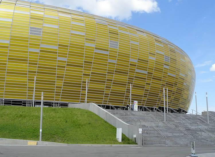 stadion PGE Arena Gdańsk atrakcje sport piłka nożna