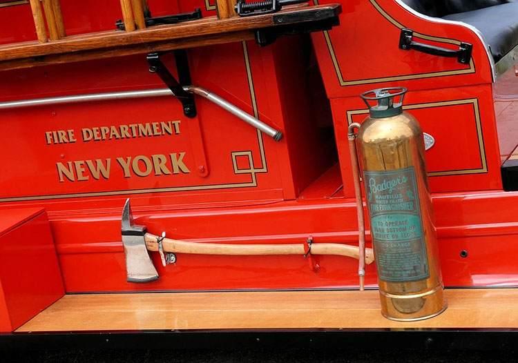 historia Nowy Jork straż pożarna ciekawostki strażacy pożar ogień