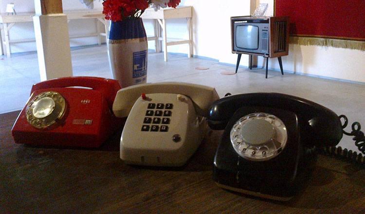 telefony PRL socjalizm aparaty telefoniczne
