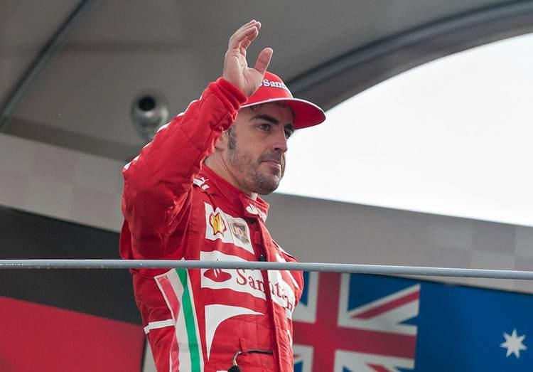 Fernando Alonso Formula 1 najlepsi kierowcy