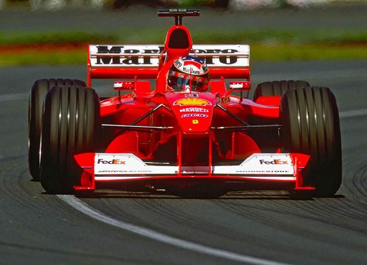 Formula 1 najlepsi kierowcy wyścigi czerwony bolid samochód tor wyścig
