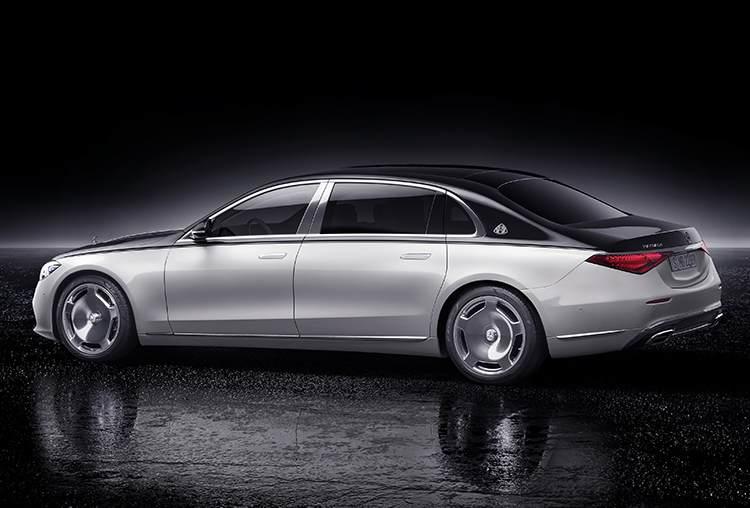 Mercedes-Maybach klasy S ciekawostki samochód limuzyna