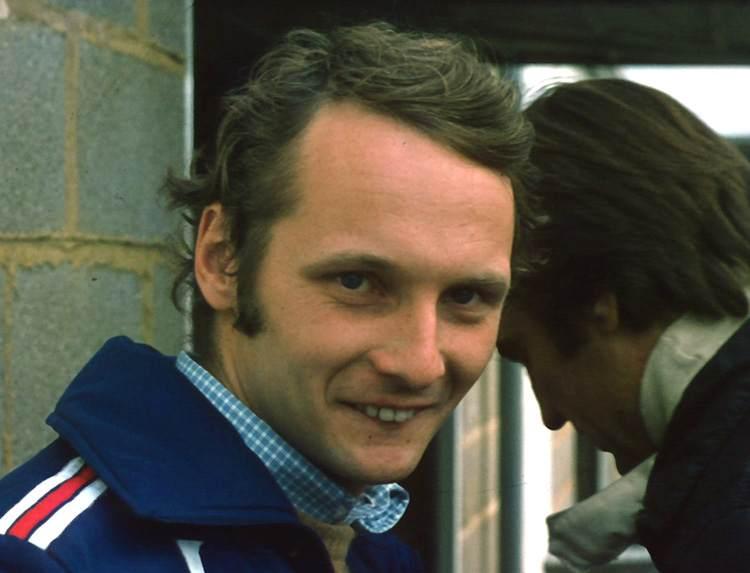Niki Lauda Formula 1 kierowca