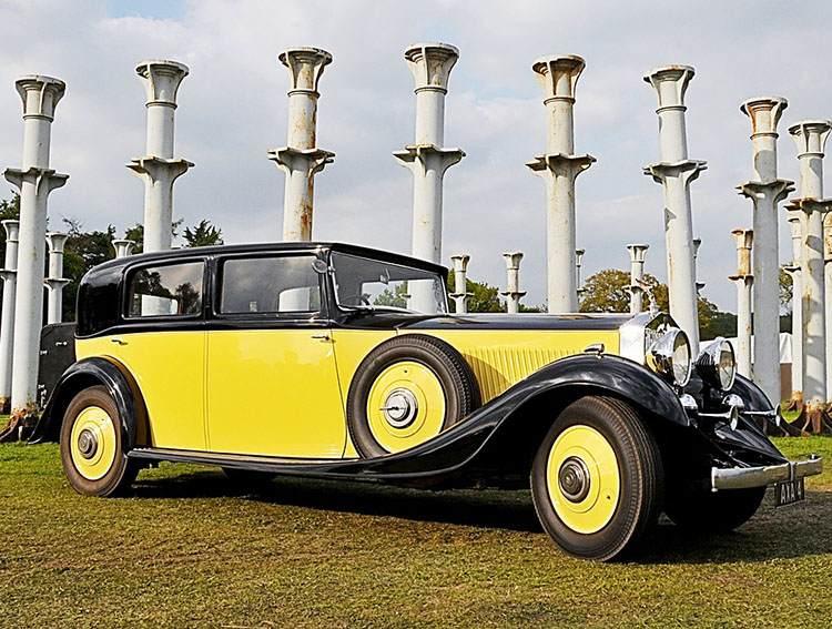 Rolls Royce ciekawostki samochody retro historia