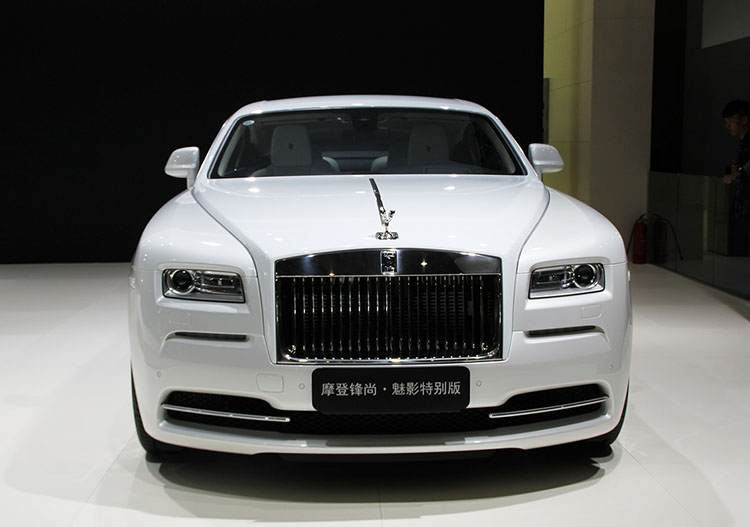 Rolls Royce ciekawostki samochody limuzyny historia