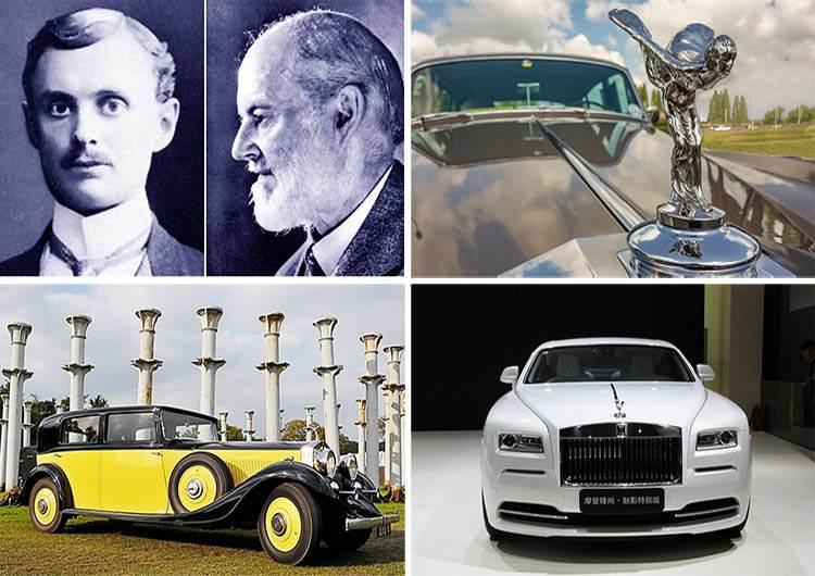 Rolls Royce ciekawostki samochody historia