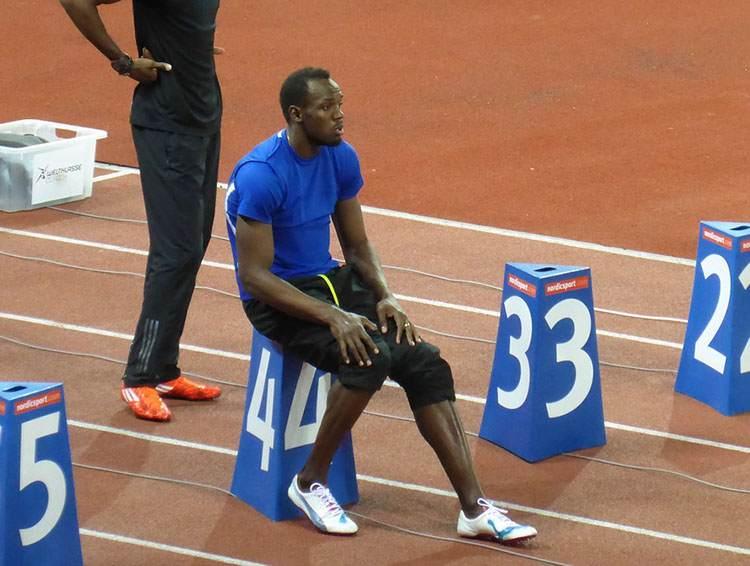Usain Bolt najsłynniejsi sportowcy ciekawostki