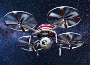 dron drony karetki służba zdrowia