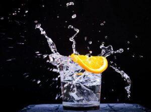 kac sposoby na kaca cytryna woda szklanka