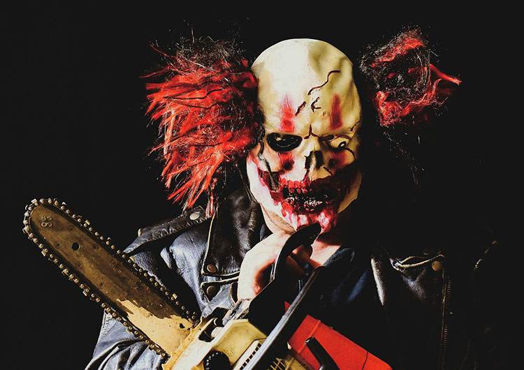 horror horrory filmy klaun ciekawostki klauni clown cyrk historia