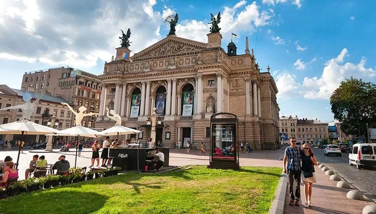 teatr Lwów Ukraina biura podróży ciekawostki