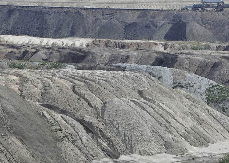 Bełchatów ciekawostki kopalnia historia