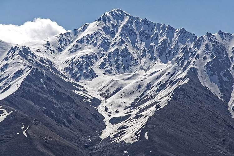 Góry Pamir Afganistan